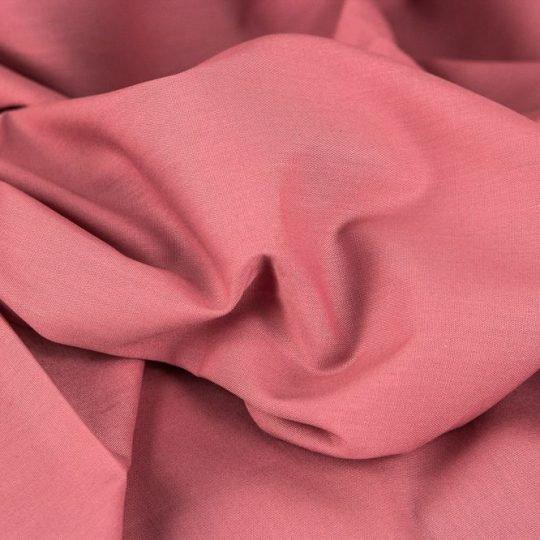 Baumwollstoff rosa