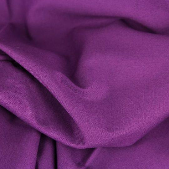 Baumwollstoff lila